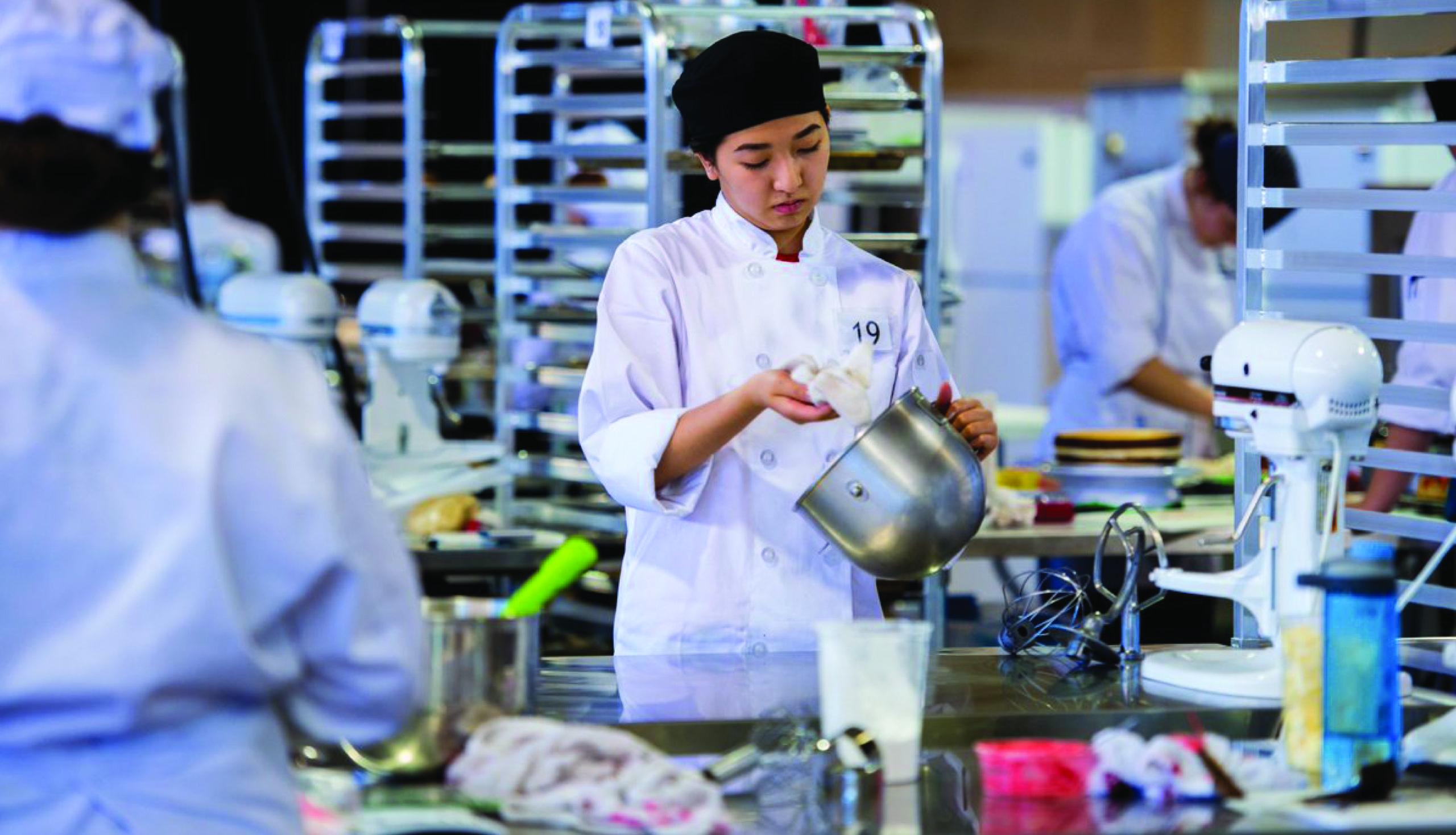 Diploma in Culinary Arts