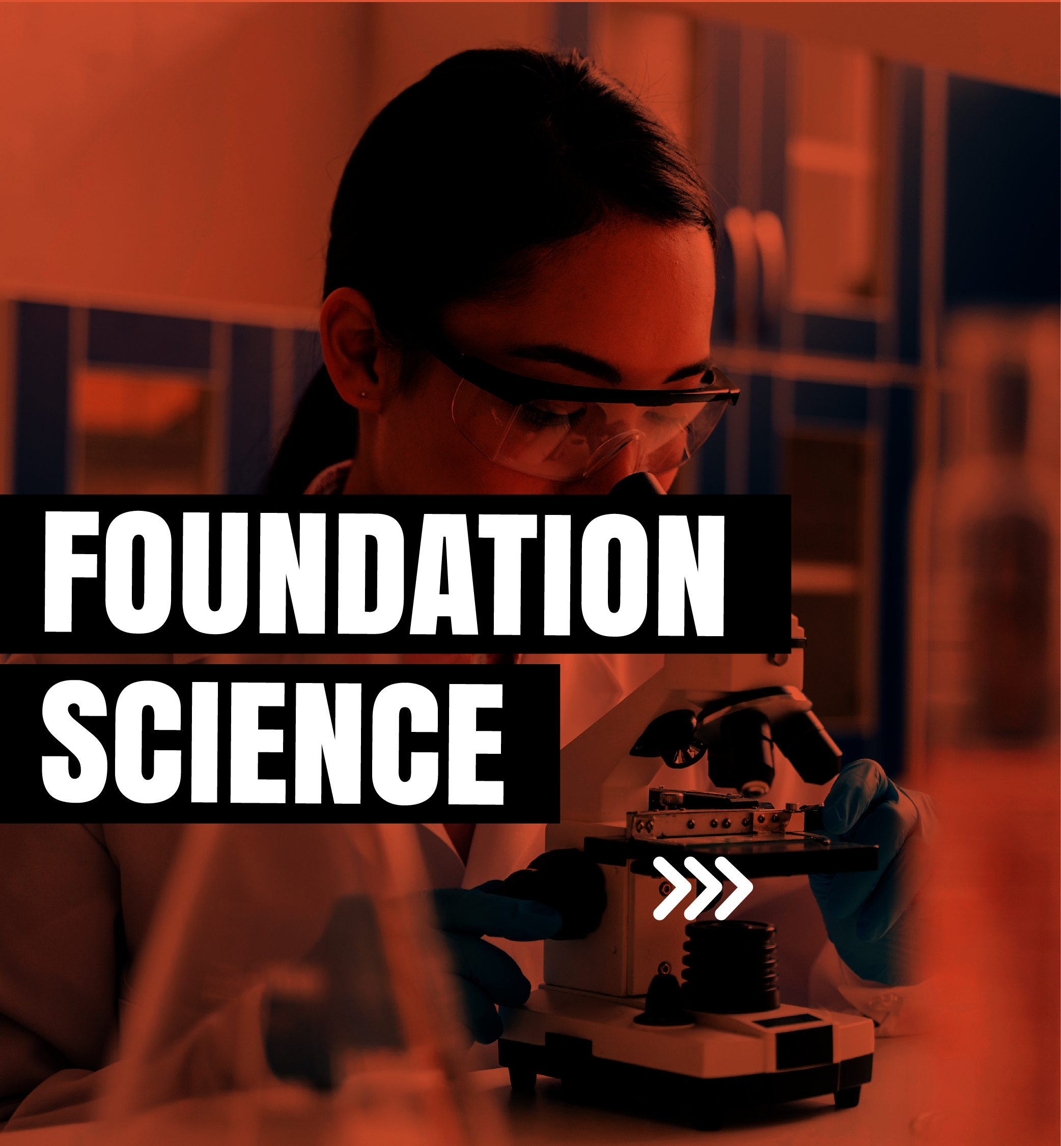Foundation in Science